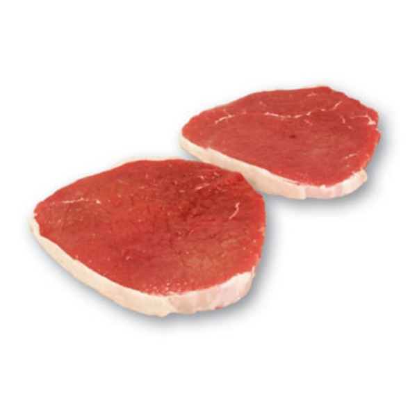 H-E-B Usda Select Beef Eye Of Round Steak