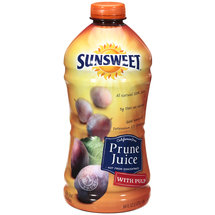 Sunsweet Prune Juice With Pulp