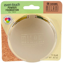 Milani Even-Touch Powder Foundation Caramel