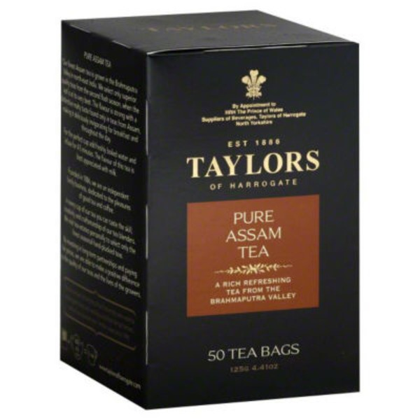 Taylors of Harrogate Pure Assam Tea