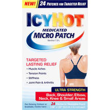 Icy Hot Medicated Micro Patches