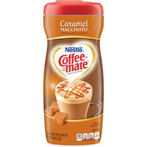 Nestle Coffee-Mate Cafe Collection Caramel Macchiato Powder Coffee Creamer