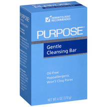 Purpose Gentle Cleansing Bar Soap