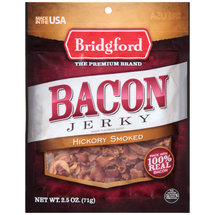 Bridgford The Premium Brand Hickory Smoked Bacon Jerky