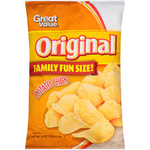 Great Value Original Potato Chips