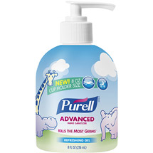 Purell Advanced Refreshing Gel Hand Sanitizer