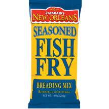Zatarain's New Orleans Seasoned Fish Fry Breading Mix