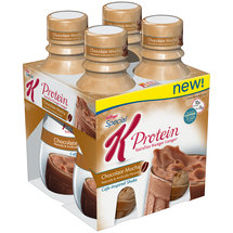 Kellogg's Special K Protein Chocolate Mocha Cafe-Inspired Shakes