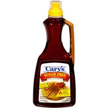 Cary's Artificial Maple Flavor Sugar Free Syrup