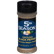 5th Season Ground Black Pepper
