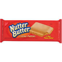 Nabisco Nutter Butter Creme Patties