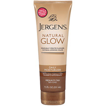 Jergens Natural Glow Daily For Medium/Tan Skin Tones Moisturizer