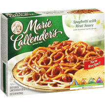 Marie Callender's Spaghetti w/Meat Sauce Pasta