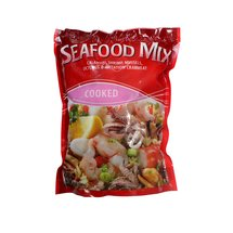 Cooked Seafood Mix