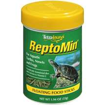 Tetra Fauna Reptomin For Turtles Newts And Frogs Aquatic Food