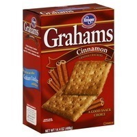 Kroger Cinnamon Graham Crackers