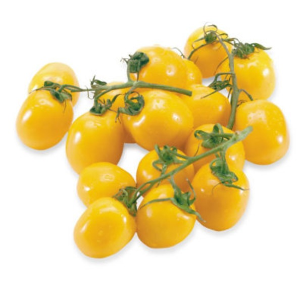Yellow Cluster Tomatoes