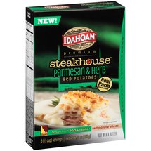 Idahoan Premium Steakhouse Parmesan & Herb Red Potatoes