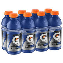 Gatorade Fierce Thirst Quencher Grape Sports Drink 8 Ct/160 Fl Oz