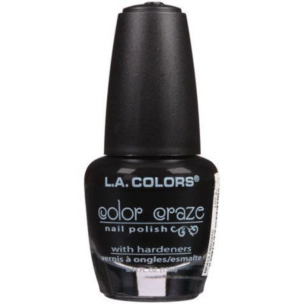 L.A. Colors Nail Polish - Circuits Color Craze