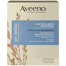 Aveeno Active Naturals Soothing Bath Treatment