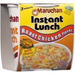 Maruchan Instant Lunch Roast Chicken Flavor Instant Lunch