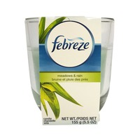 Febreze Candle, Meadows & Rain