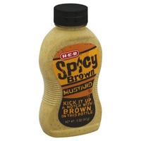 H-E-B Spicy Brown Mustard