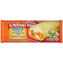 El Monterey Chicken & Monterey Jack Cheese Chimichanga