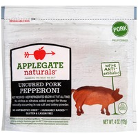 Applegate Natural Mini Pork Pepperoni