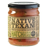 Native Texan Hatch Chile Salsa Roja