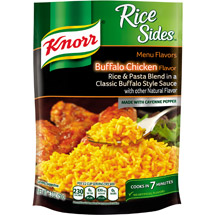 Knorr Rice Sides Menu Flavors Buffalo Chicken Flavor Rice