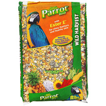 Wild Harvest Parrot Food with Ester E
