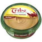 Tribe Cracked Chili Peppers Hummus