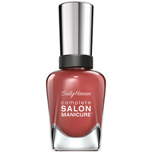 Sally Hansen Complete Salon Manicure Nail Color Ginger Zing