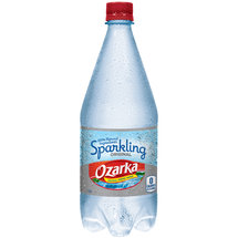 Ozarka Sparkling Original Natural Spring Water