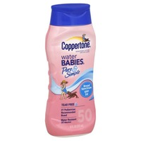 Coppertone Water Babies Pure & Simple Broad Spectrum SPF 50 Lotion Sunscreen