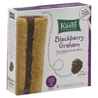Kashi Blackberry Graham Soft-Baked Cereal Bars