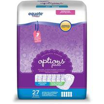 Equate Options Ultimate Long Bladder Control Pads