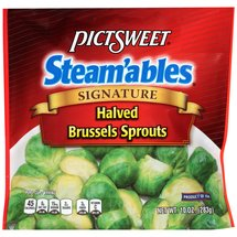 Pictsweet Steam'ables Signature Halved Brussels Sprouts