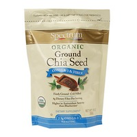 Spectrum Essentials Organic Ground Chia Seed