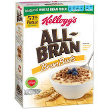 All-Bran Branbuds Cereal