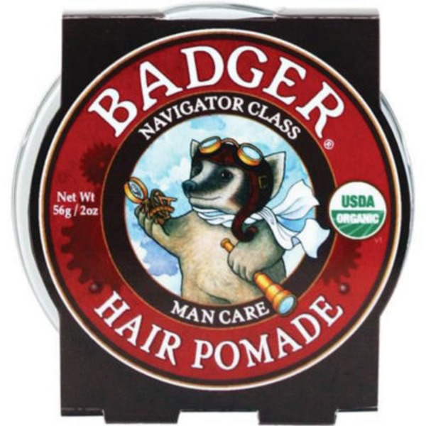 Badger Hair Pomade