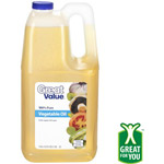 Great Value Vegetable Oil
