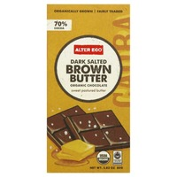 Alter Eco Dark Brown Butter Organic Chocolate