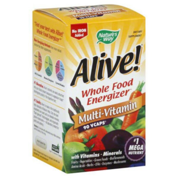 Nature's Way Alive! Multi Vitamin