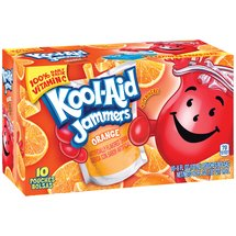 Kool-Aid Jammers Orange Drink