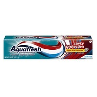 Aquafresh Cavity Protection Cool Mint Fluoride Toothpaste