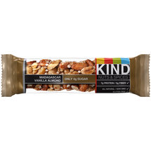 KIND Nuts & Spices Madagascar Vanilla Almond Nuts & Spices Bar
