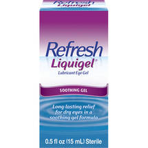 Allergan Refresh Liquigel Lubricant Eye Drops